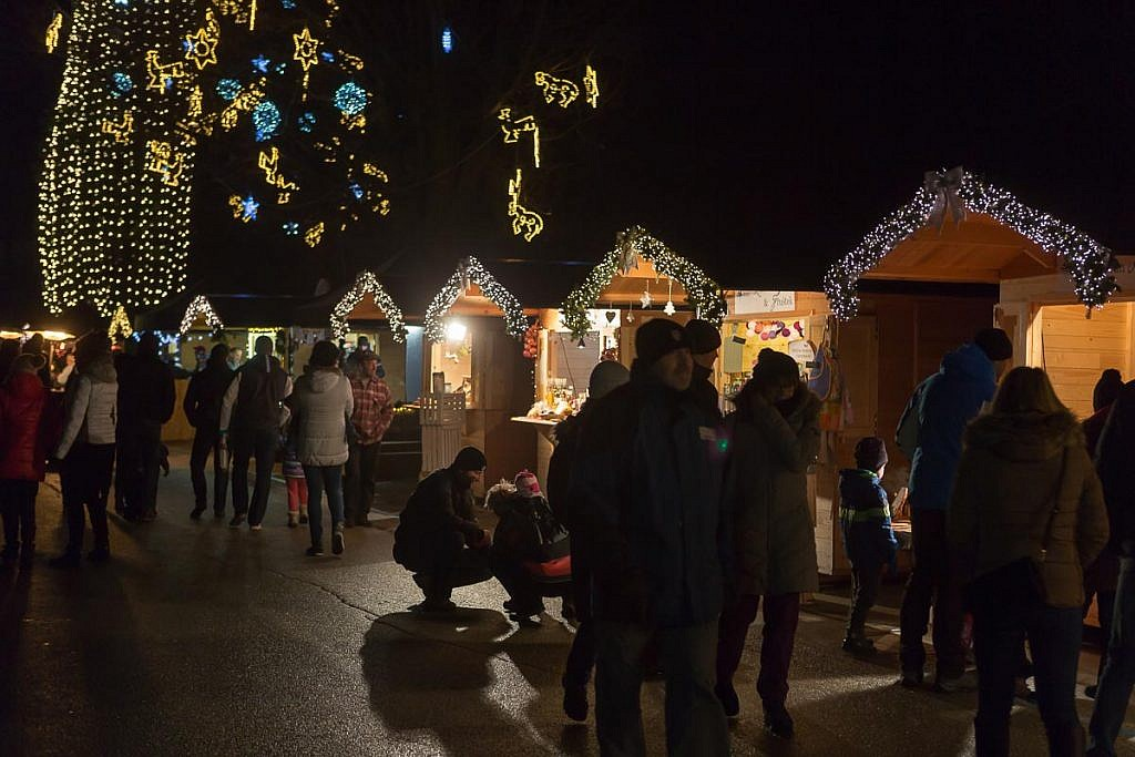 lake bled christmas fair